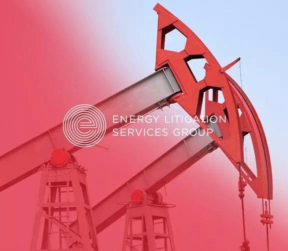 Client Project – Energy Litigation Services – Houston Web Design