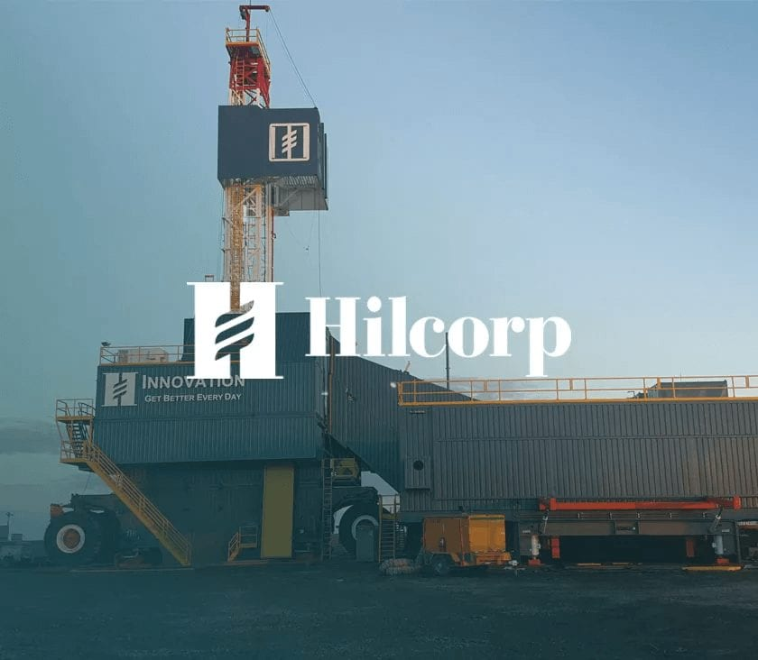 Client Project – Hilcorp – Houston Web Design
